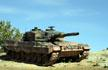 German Tank Leopard 2A4