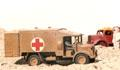 Austin ambulance from RAF emergency set